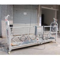 Steel Aerial Lifting Rope Suspended Platform