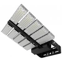 Meanwell Driver High Bay LED 1200W Aluminum Fin Heat Sink Material Ploycarbonate Lens