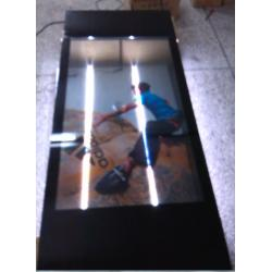 China Refridgerator Door 46 Transparent LCD Display With LVDS Interface on sale