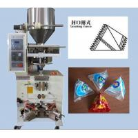 triangle bag cheese packaging machinery