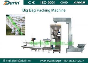 Rice / Sugar / Lentils Big Bag filling and packaging machine