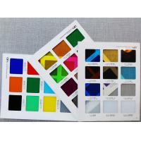 Color EVA film,  transparency color EVA film, opaque color film safety glass lamination