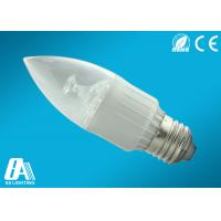 Decoration E 27 LED Candle Bulbs Cool White For Department Lighting
