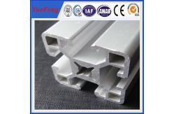 China T ranura 4040 series el enmarcar de aluminio de la protuberancia de aluminio industrial del perfil 4040 proveedor