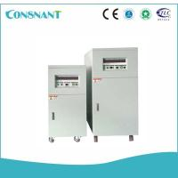 60 Hz Frequency Automatic Voltage Stabilizer One Phase In Three Out
