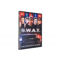 S.W.A.T.  The Complete Series Movie The TV Show DVD Action Crime Drama DVD Wholesale