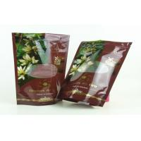PET / VMPET / PE Custom Printed Plastic Ziplock Bags with Zipper for Snack Food