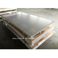Mirror 316 Stainless Steel Sheet Metal / 316l Stainless Steel Sheet Heat Resistance