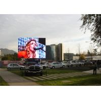 P10 Outdoor Vehicle Mounted Advertising LED Display Large Outdoor Mobile Video Wall