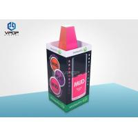 Popular Cardboard Dump Displays Oil Lamination Surface For Fashion Products Retail