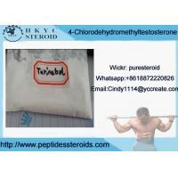 Oral Steroid Raw Steroid Powders Turinabol 4-Chlorodehydromethyltestosterone