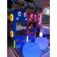 Car Racing Type Simulator Game Machine For Chidren Amusement Center