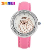 Customized Your Own Logo On Women Quartz Watches The MOQ Is 200 Pcs
