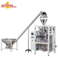 Automatic Spices Pouch Packing Machine For Chili / Currie / Pepper Powder
