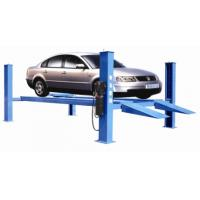 vehicle equipment hydraulic four post car lift for workshops
