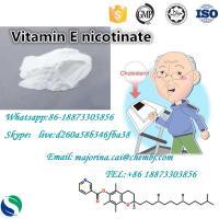 Vitamin E Nicotinate Anti-Aging Cosmetic Raw Material Restrain The Cholesterin CAS 16676-75-8