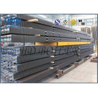 High Heat Transfer Efficiency H Fin Tube Economiser In Boiler With ASME Standard