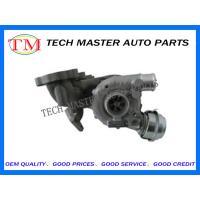 Volkswagen Turbo Charger Engine GT1749V 713672-5006S / 713672