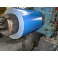 The blue red and white PPGI(pre-painted steel coil)