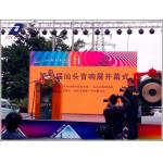 Small P6.4 Cree SMD 3528 Led Screen Rental Customer Use Case