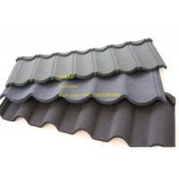 Building Corrugated Steel Roofing Sheets Roman Tile 2.6kg Per / Sheet
