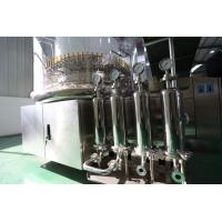 High Speed Auto Vial Filler, Vial Washing Machine 3 Phases 6KW Electric Load