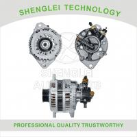 CW Rotation Honda OEM Alternator , 12V 100A Clutch Pulley Type Denso Alternator