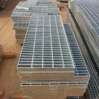 Steel Grating Welded with Round Bar