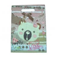 Customizable Coloured Wrapping Paper Bags PGB10 , Lovely Gift Paper Bag