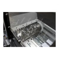 PET Bottle HDPE Drum Barrel Recycling Plastic Scrap Shredder With 37 KW Motor Power
