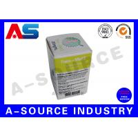Paper Carton Packaging Custom Size Boxes For Chemical Oil Solution