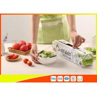 Clear Ldpe Cling Film / Food Wrap / Plastic Stretch Film For Food Grade