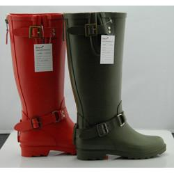 red womens rain boots, red womens rain boots Manufacturers and ...
