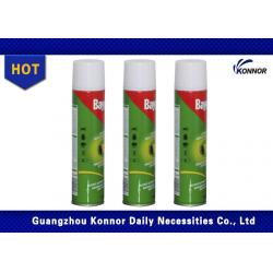 China Deltamethrin 750ml Mosquito Killer Spray Alcohol Based No Fragrance on sale
