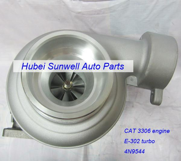 Hubei Tractor Parts : Cat d g tractor engine turbo n hbsw autoparts com