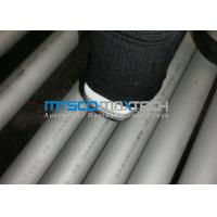 SMLS Tube SS310S 6000mm Fixed Length Pickling Tube , ASTM A312