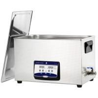 Stainless Steel Quiet Benchtop Ultrasonic Cleaner Thorough Lab Instrument Cleaning