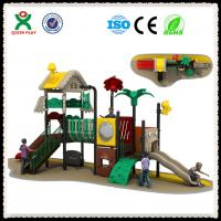 China Supplier Used Commercial Playground Equipment Sale QX-014B