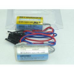 China MITSUBISHI ER17330V A6BAT PLC Lithium 3.6V battery on sale