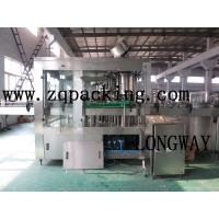 Factory direct 2016 high quality low price small beer filling machine /2016 glass bottle beer filling machine