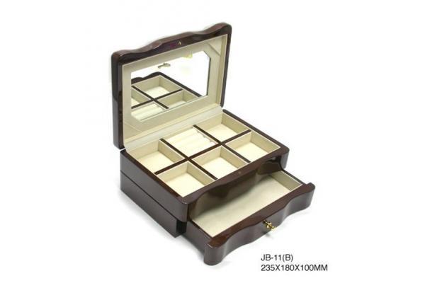 Antiguas cajas de madera cuarzos dos capas con cajones y - Cajas de madera para regalo ...
