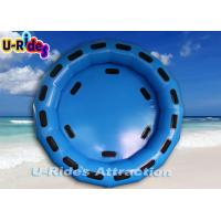OEM  Blue Inflatable River Rafts , Inflatable Floating Rafts For Pools