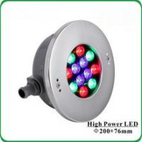 IP68 Swimming Pool Led Embedded Underwater Pool LED Light