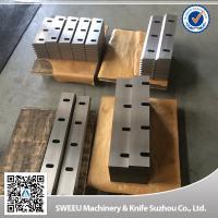 HRC 56-58 Hardness Plastic Granulator Blades For / Rubber / Tyre Sw-950
