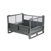 Heavy Duty Collapsible Steel Wire Mesh Box