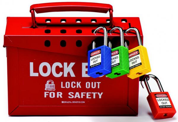Lockout Tagout & Security - Safety Maintenance - Safety - Northern ...