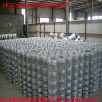 galvanized grassland mesh/ sheep wire fence/ woven field fence