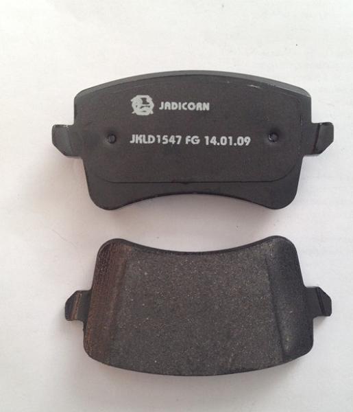 D1547 Rear Brake Pad For Audi A6 Quattro/A7 Quattro/A8