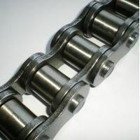 Corrosion Resistant Roller Conveyor Chain , Stainless Steel Conveyor Chain