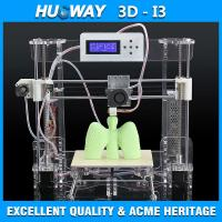 Custom Reprap Prusa i3 3D Printer Diy Kit With LCD and button